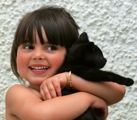 Can Children Catch Worms And Other Diseases From Cats Amp Dogs